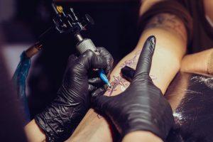 Tattoo Artist Certificate - Personal Skills Accreditation